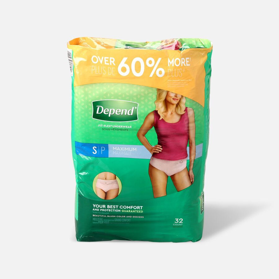 Depend Fit-Flex Max for Women, , large image number 0