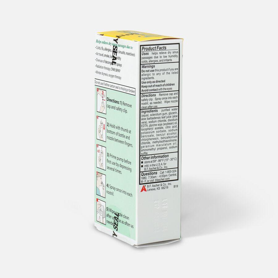 Ayr Saline Nasal Gel, No-Drip Sinus Spray, .75 fl oz, , large image number 2