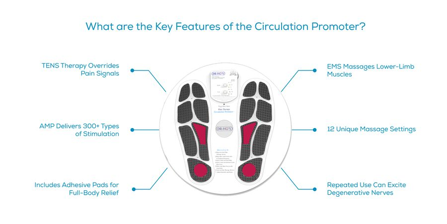 DR-HO'S Foot Circulation Promoter, , large image number 3