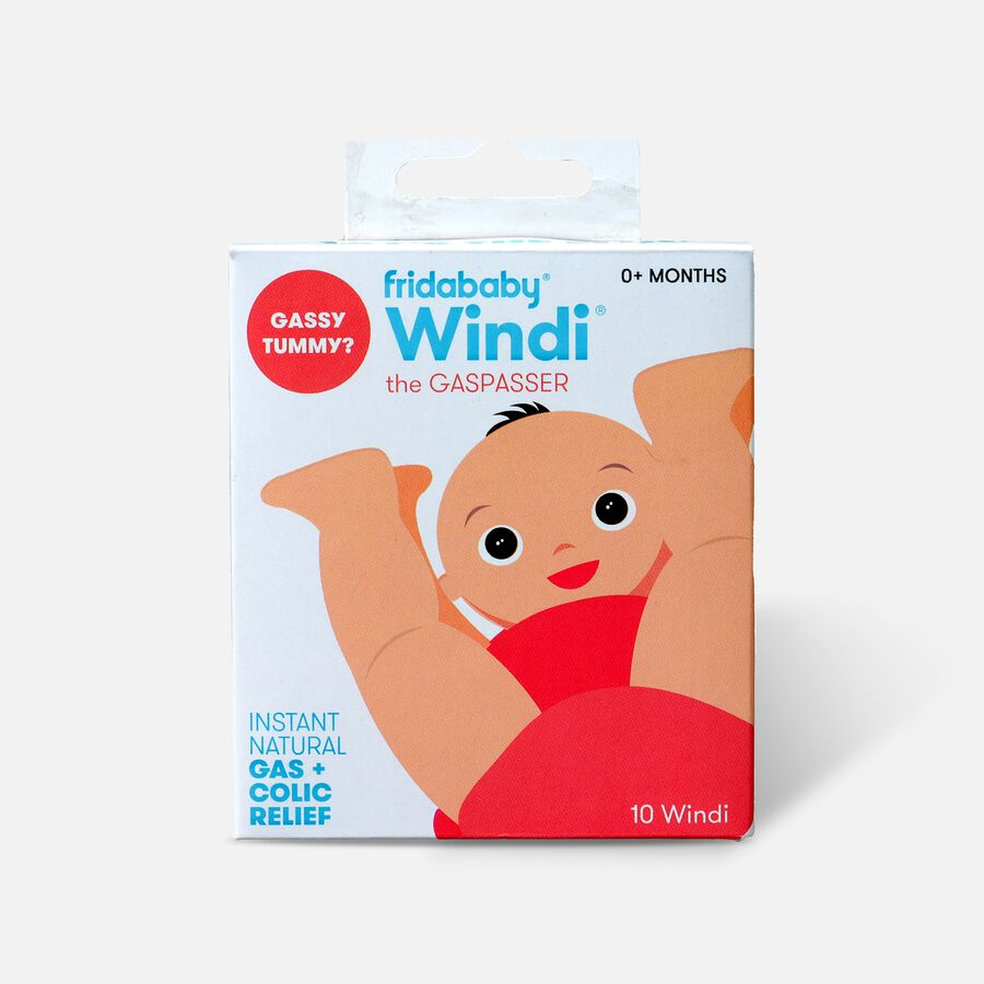 Fridababy The Windi Gas & Colic Relief, 10 ea., , large image number 0
