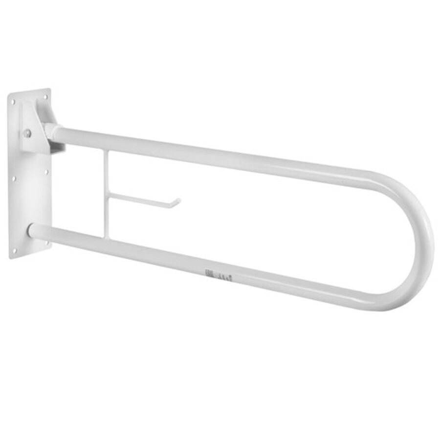 Healthsmart® Fold Away Grab Bar Shower Safety Handrail, , large image number 1