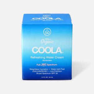 Coola Refreshing Water Cream Sunscreen SPF 50, 1.5oz