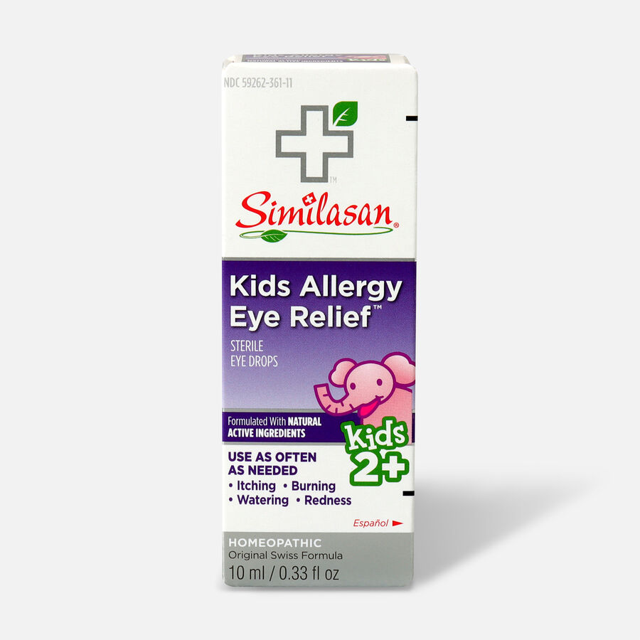 Similasan Kids Allergy Eye Relief, 0.33 fl. oz., , large image number 0