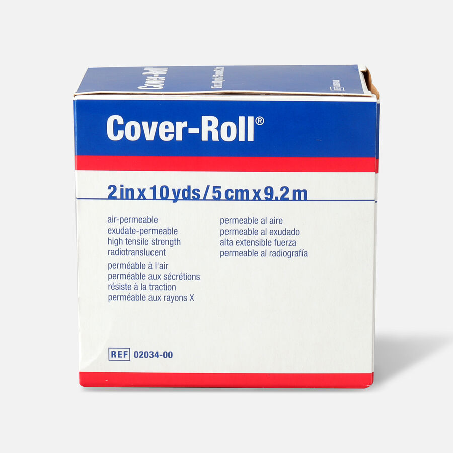 """Cover-Roll Stretch Non-Woven Adhesive Bandage 2"""" x 10 yds., 1ct, , large image number 0"""