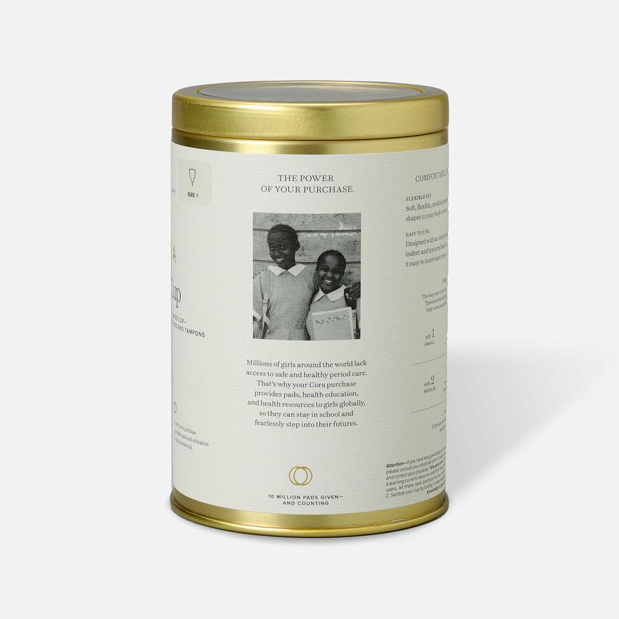 Cora Menstrual Cup, , large image number 2