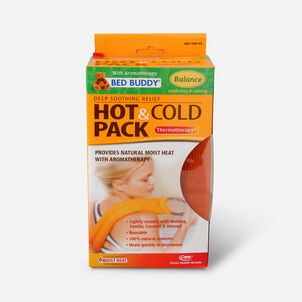Bed Buddy Aromatherapy Hot & Cold Balance- Orange, #Bbf1996