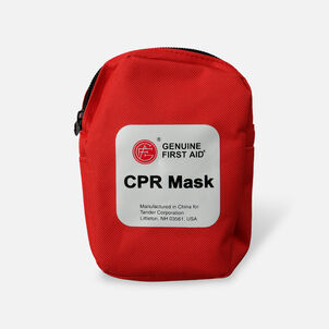 CPR Mask With One Way Valve - 1ct