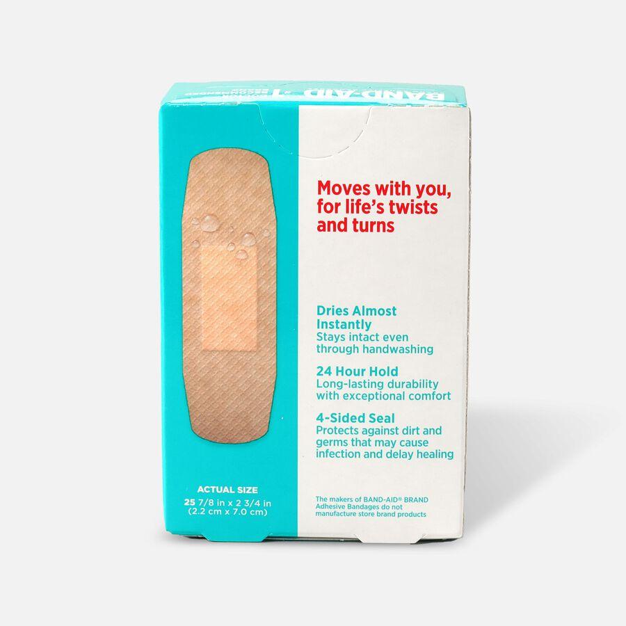 Band-Aid Skin-Flex Adhesive Bandages, One Size, 25ct, , large image number 1