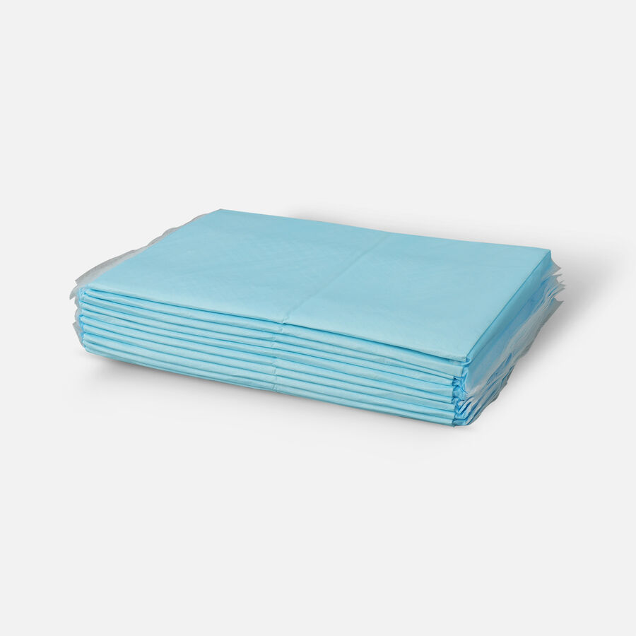 """Attends Dri-Sorb Underpad 30"""" x 30"""" (Pack of 10), , large image number 1"""