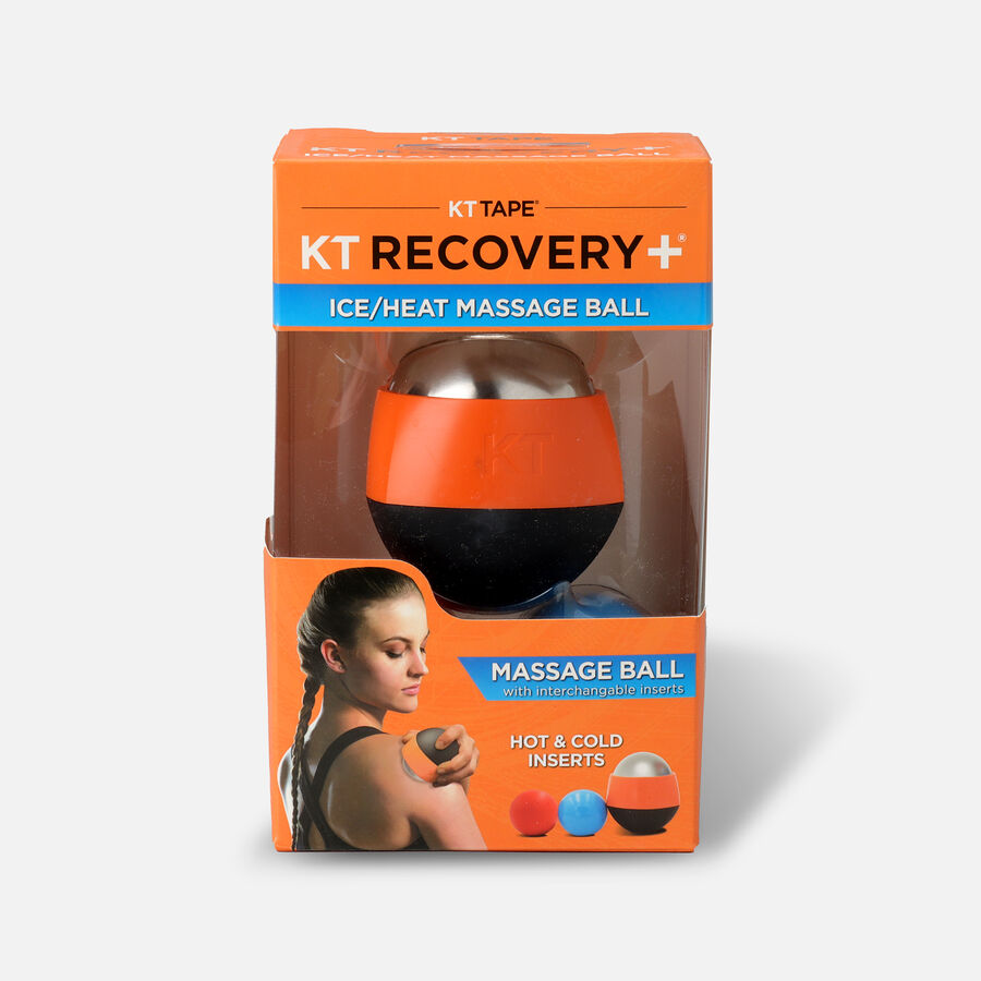 KT Tape Recovery Ice/Heat Massage Ball, , large image number 0