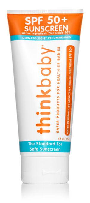 Thinkbaby Sunscreen SPF 50, 6oz.