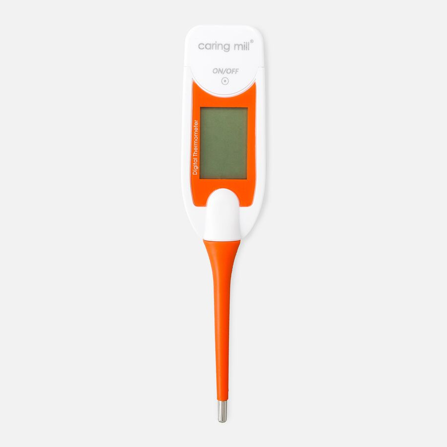 Caring Mill® Rapid Read Large Display Thermometer, , large image number 0