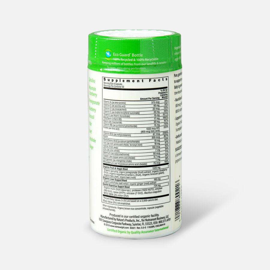 Rainbow Light Certified Prenatal Multivitamin™ 120 vCaps, , large image number 1