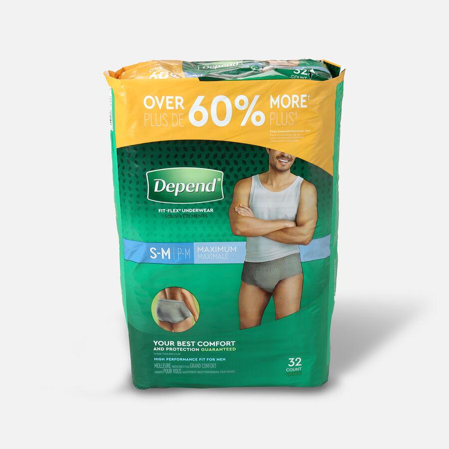 Depend Fit-Flex Max for Men, , large image number 3