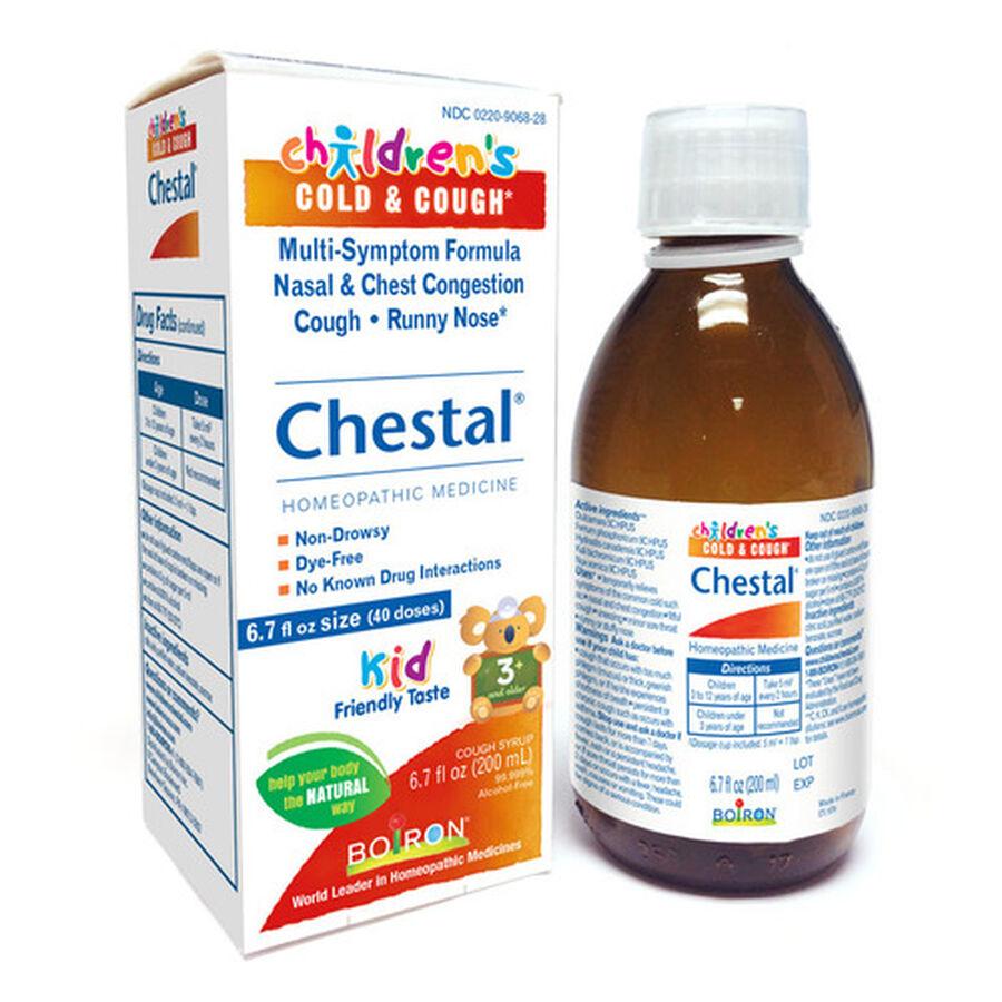 Chestal Boiron Children's Chestal, 6.7 fl oz, , large image number 2
