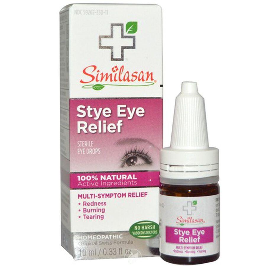 Similasan Stye Eye Relief, 0.33 fl. oz., , large image number 0