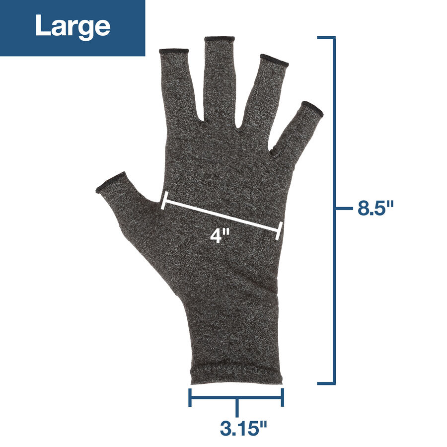 ZenToes Arthritis Compression Gloves, 1 pair, , large image number 11