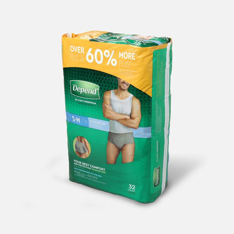 Depend Fit-Flex Max for Men, , large image number 4