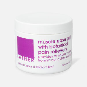 Muscle Ease Gel With Botanical Pain Relievers, 4 oz