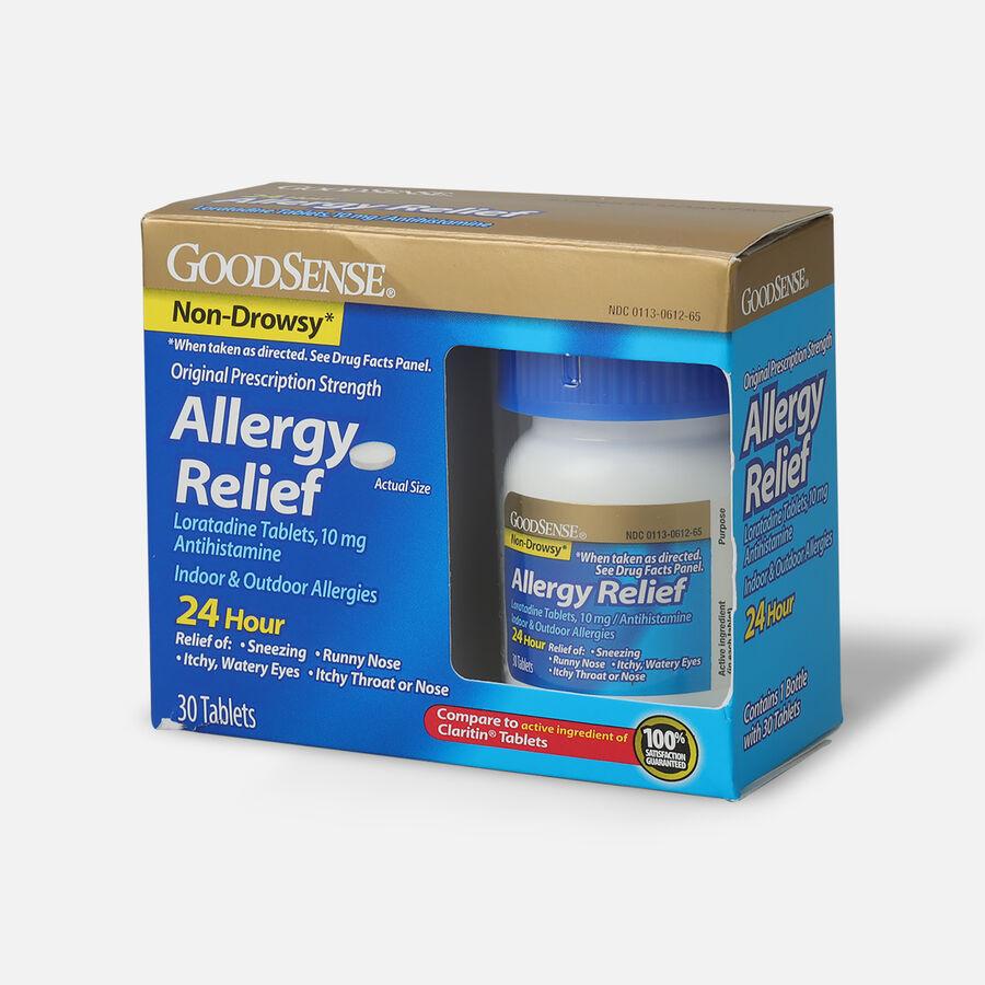 GoodSense® Allergy Relief Loratadine 10 mg Tablets, , large image number 2