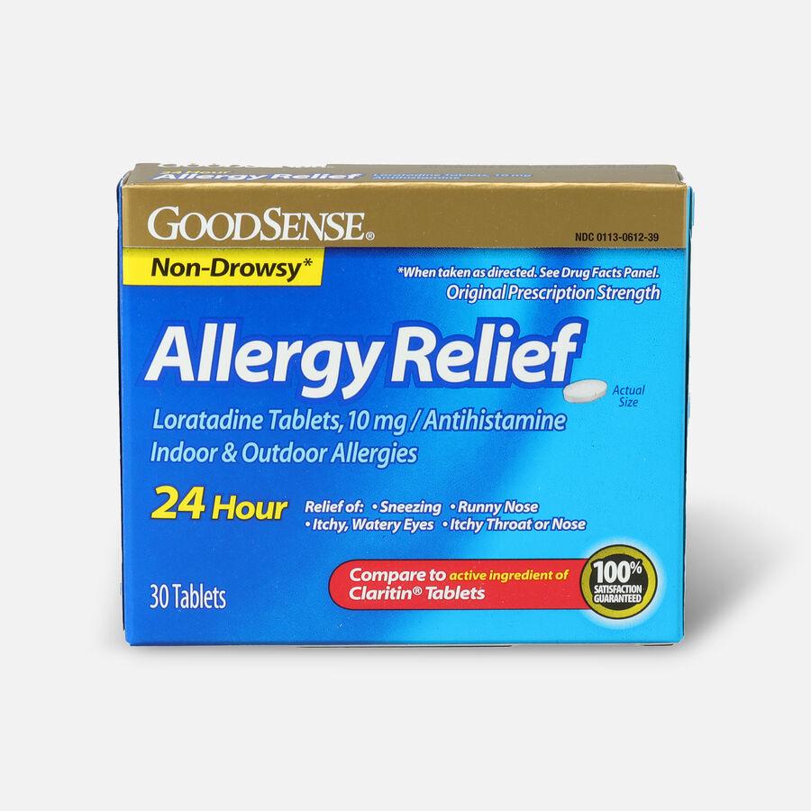 GoodSense® Allergy Relief Loratadine Tabs, 10 mg, , large image number 0