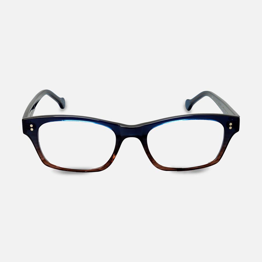 eyeOs Mason Blue Premium Reading Glasses, , large image number 4