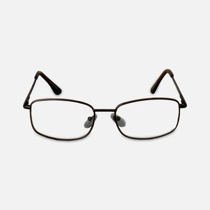 Today's Optical Black Chrome Reading Glasses