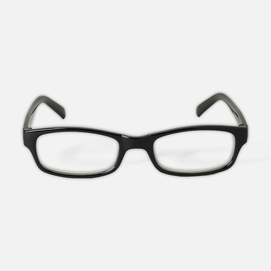 Today's Optical Frame, Black, , large image number 0