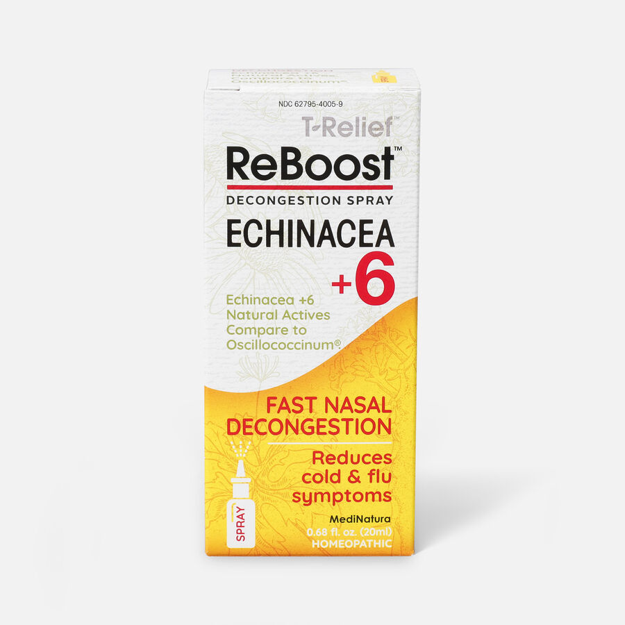 ReBoost Echinacea +6 Decongestion Nasal Spray, , large image number 1