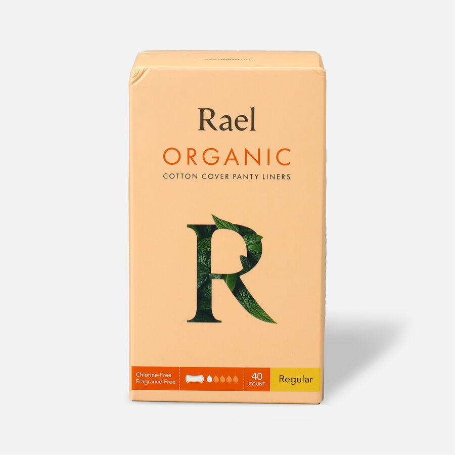 Rael Organic Cotton Cover Panty Liners - Regular, , large image number 2