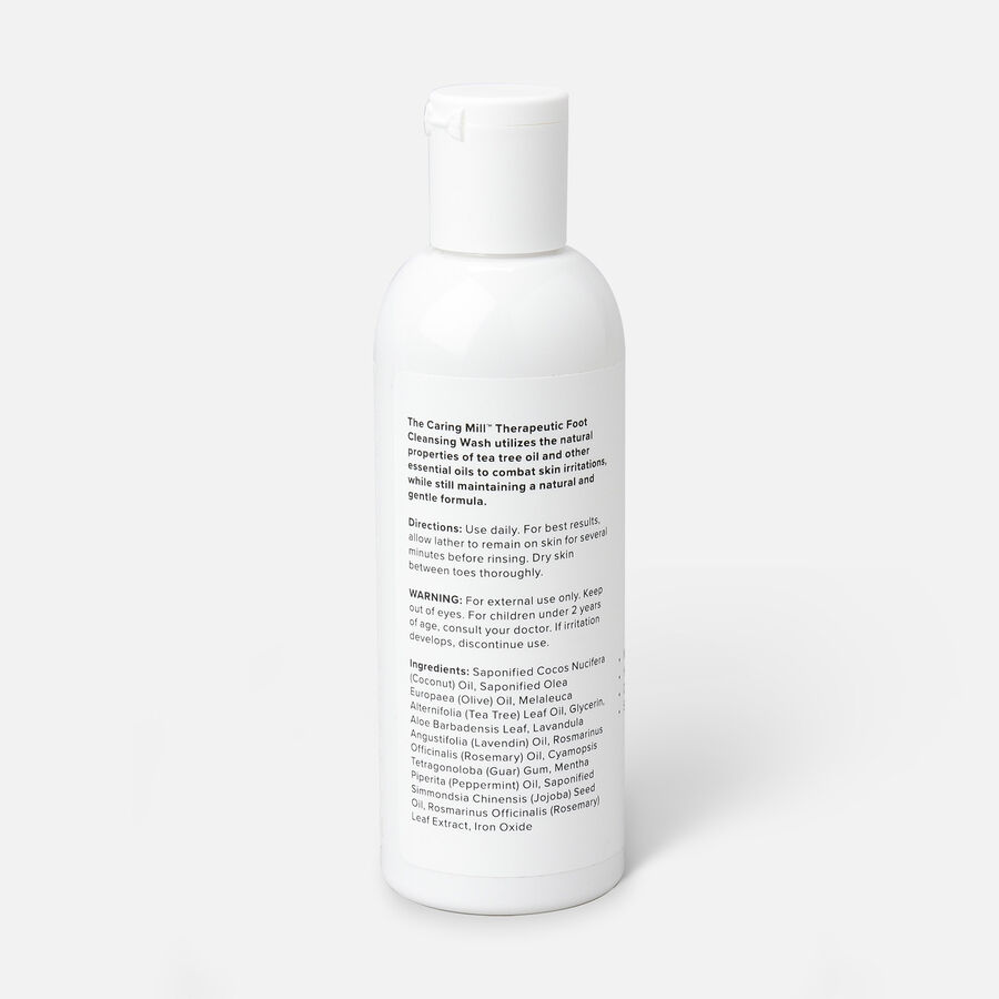 Caring Mill™ Therapeutic Foot Cleaning Wash 5.1 oz, , large image number 2