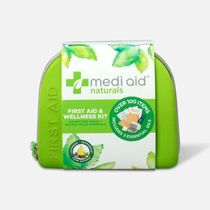 Mediaid First Aid & Wellness Kit