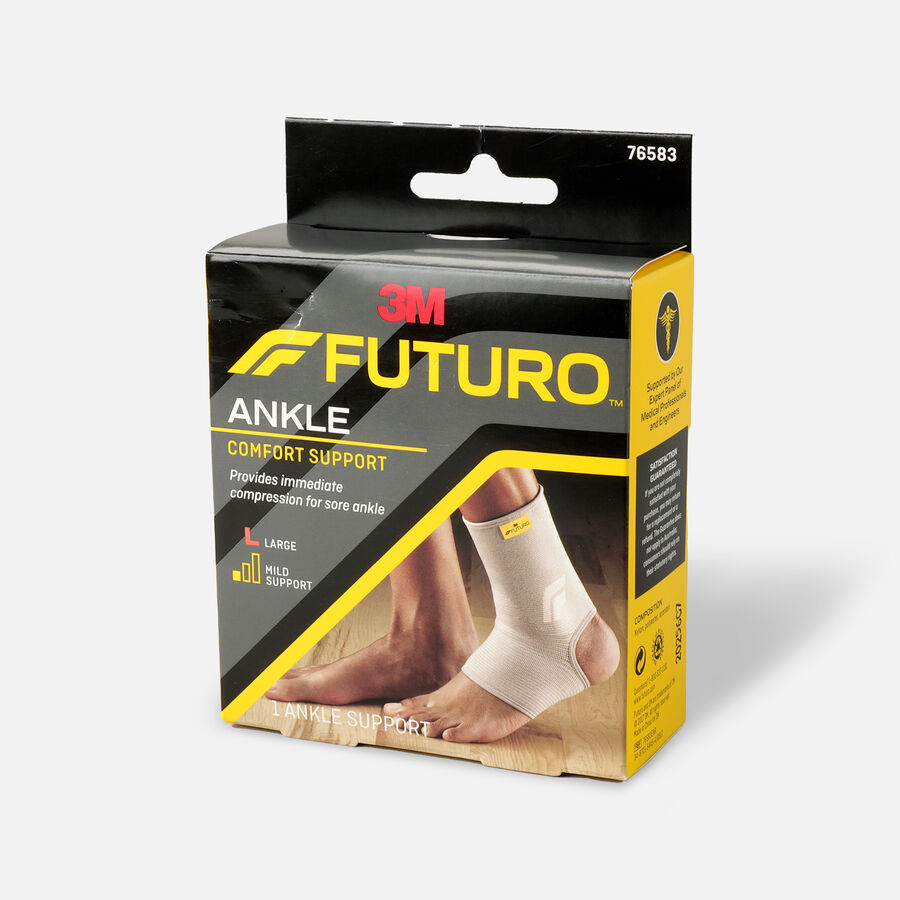 FUTURO Comfort Lift Ankle Support, Large, 1 ea, , large image number 2