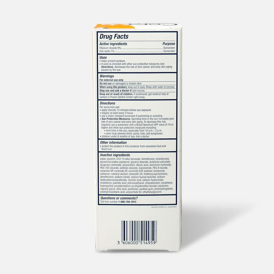 CeraVe Hydrating Mineral Face Sunscreen, 2.5 fl oz, , large image number 4