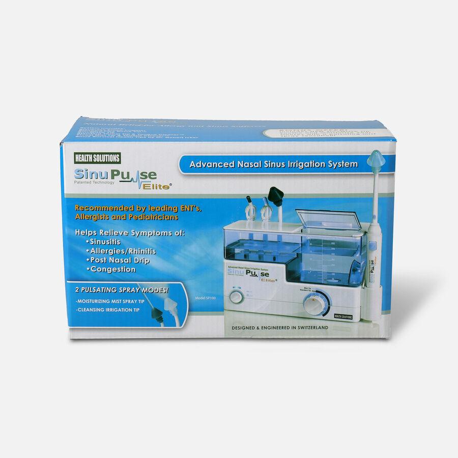 SinuPulse Elite, Advanced Nasal Sinus Irrigation System, Model SP100, , large image number 1