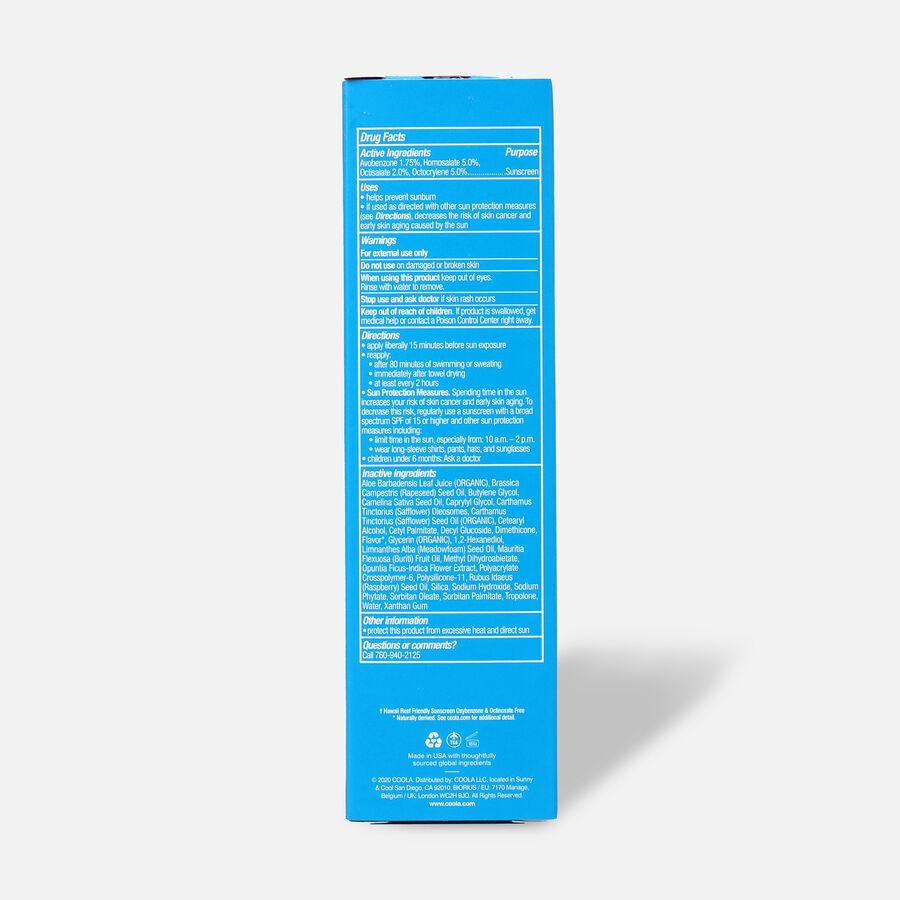 Coola Classic Body Organic Sunscreen Lotion SPF 50, Guava Mango, 5oz, , large image number 2