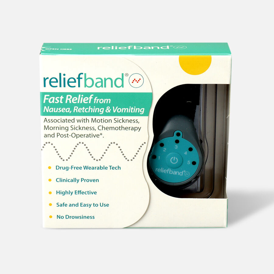 Reliefband Nausea Relief - Classic, , large image number 0