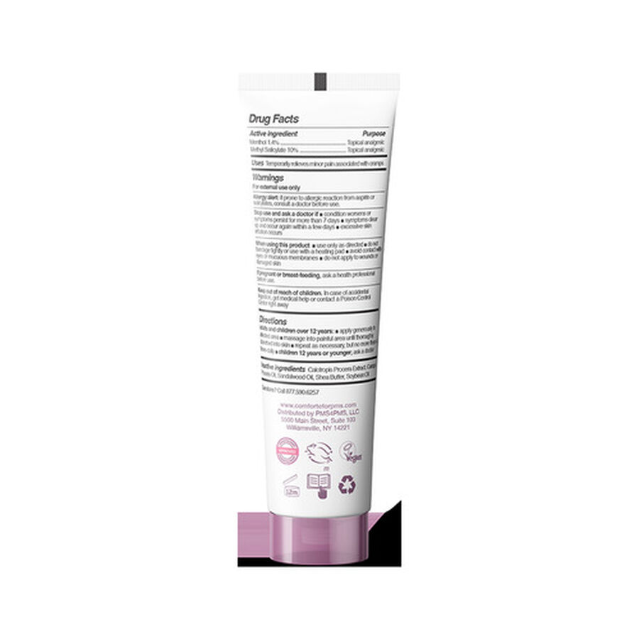 Comforte Natural Menstrual Cramp Relief Cream, , large image number 1
