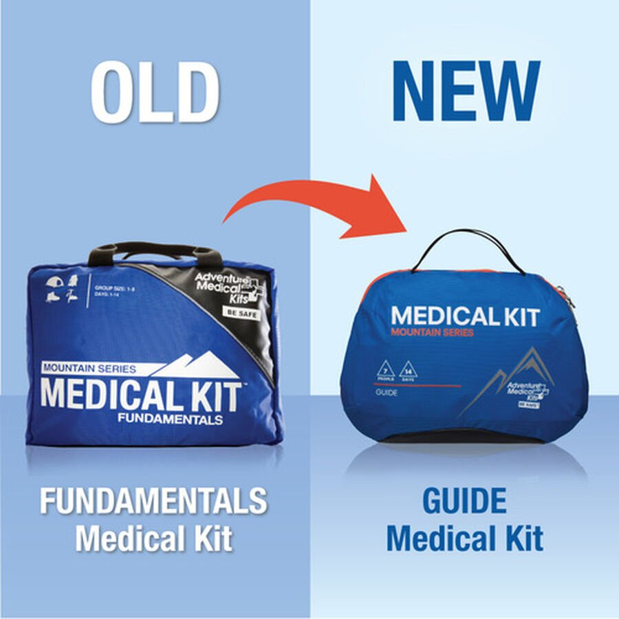 Adventure Medical Mountain Guide First Aid Kit, , large image number 3
