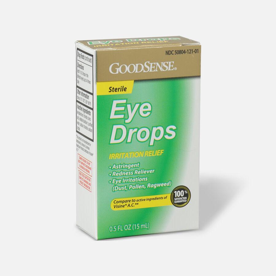 GoodSense® Eye Drops Irritation Relief, 0.5 fl oz, , large image number 2