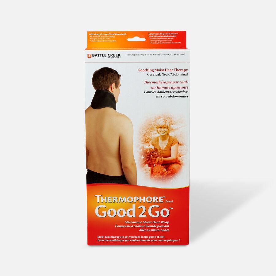 Battle Creek Good2Go Microwave Heat Pack for Neck/Cervical, 1 ea, , large image number 0