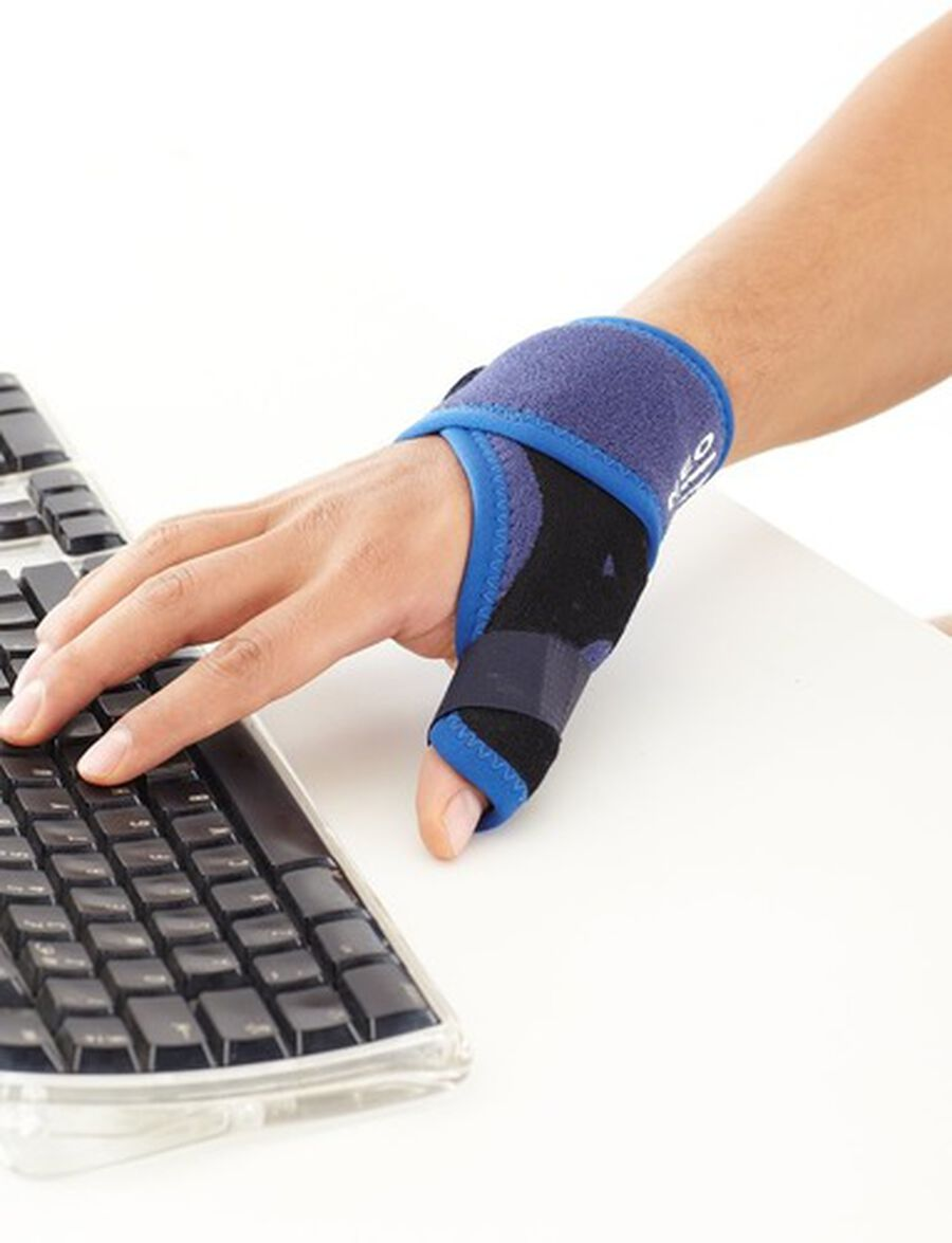 Neo G Easy-Fit Thumb Brace, One Size, , large image number 6