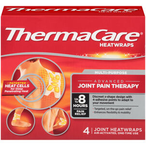 ThermaCare Joint Therapy 8HR, 4 ct