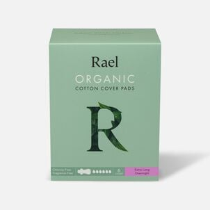 Rael Organic Cotton Cover Pads