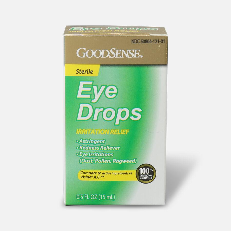 GoodSense® Eye Drops Irritation Relief, 0.5 fl oz, , large image number 0