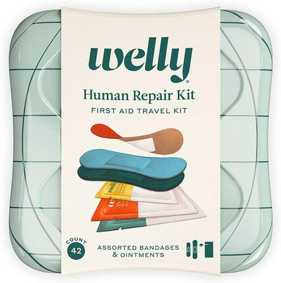 Welly First Aid Kit Bundle, 78 pc, , large image number 4