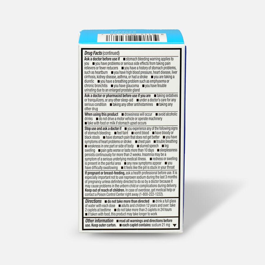 GoodSense® Naproxen Sodium PM & Diphenhydramine HCI Caplets, , large image number 6