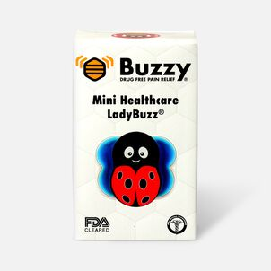 Buzzy® Mini Shotblocker Kit, LadyBuzz