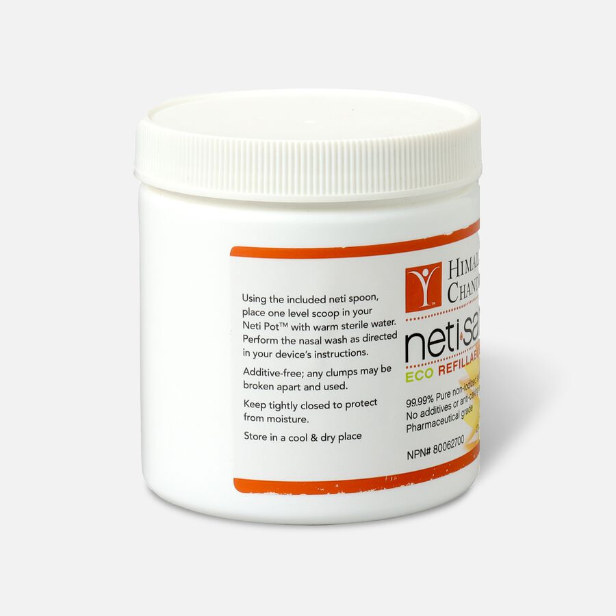 Himalayan Institute® Neti Salt™ 12 oz Jar, , large image number 1