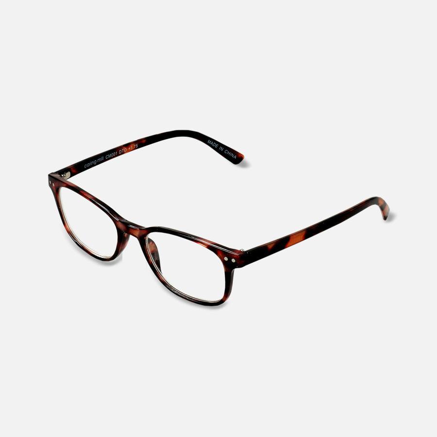 Caring Mill™ Reading Glasses, Dark Tortoise, , large image number 5